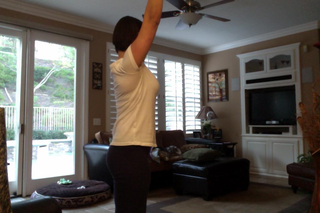 Active Rehab: OverheadFlexibility