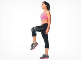 Single-Leg-Balance